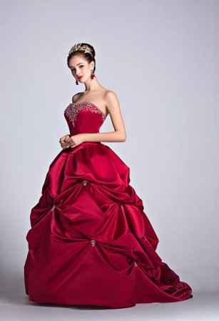 婚纱礼服加工