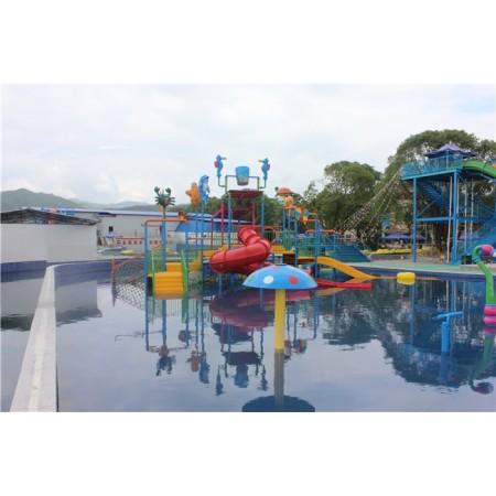 小型儿童水上娱乐设施定制