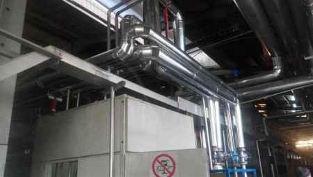 工业管道设备安装
