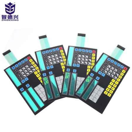 深圳市来图来样定制薄膜面板开关销售