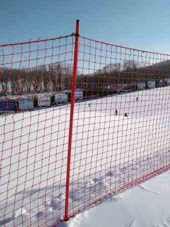 天津滑雪场专用安全网价格